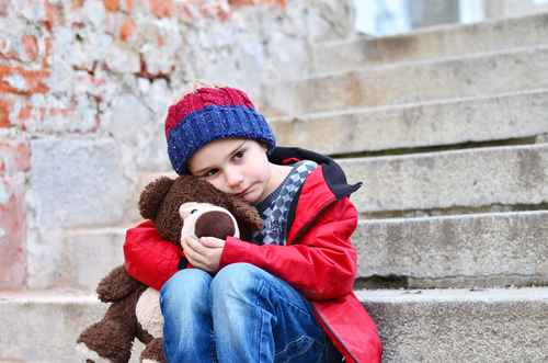 droit de l'enfant ksentine